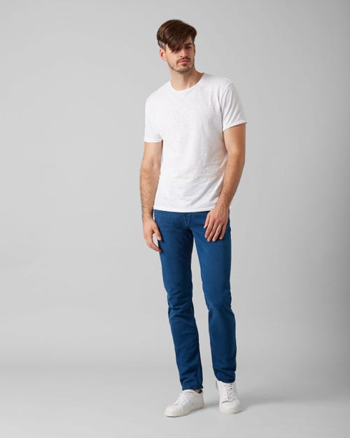 7 For All Mankind - Kayden American Colors Ultramarine Blue