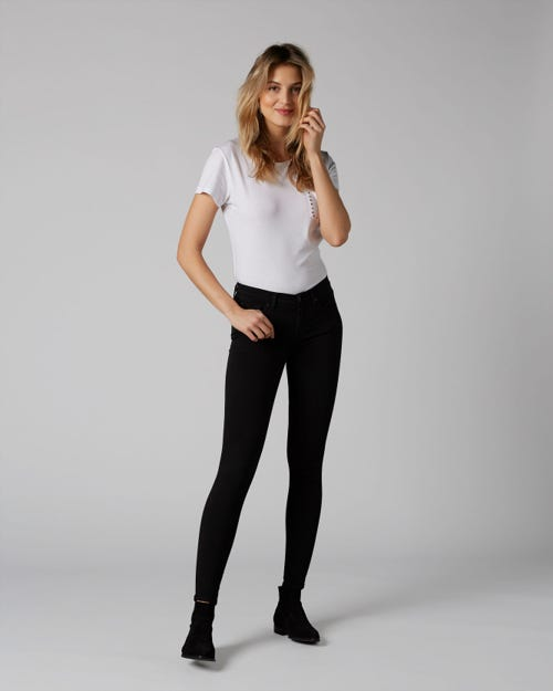 THE SKINNY CROP SLIM ILLUSION LUXE GRAVITY