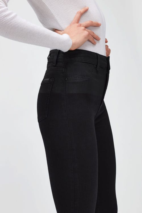 AUBREY SLIM ILLUSION LUXE SABOTAGE WITH COATED TOP BLOCK