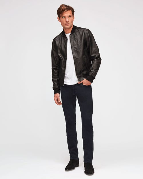 7 For All Mankind - Ronnie Luxe Performance Rinse Blue