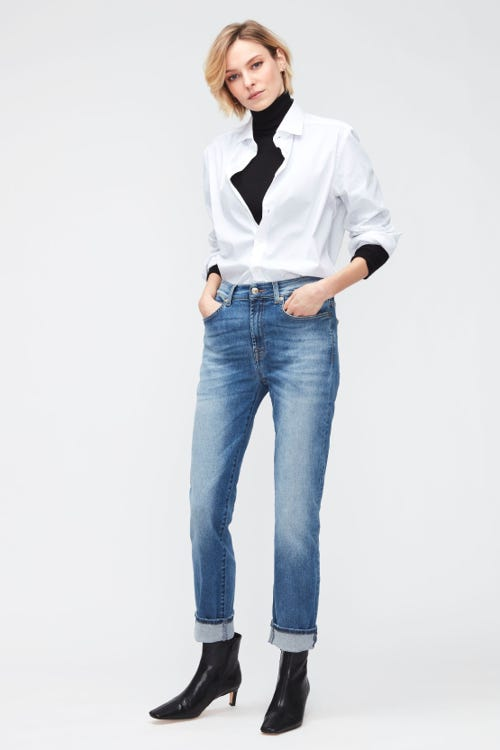 RELAXED SKINNY SLIM ILLUSION ECO BEYOND