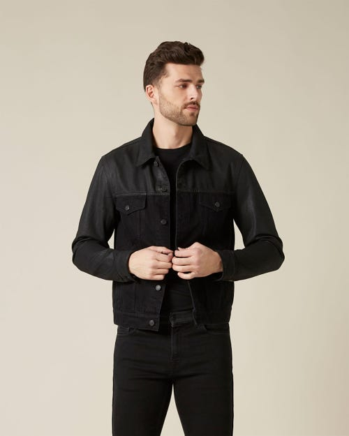 PERFECT JACKET CODE BLACK