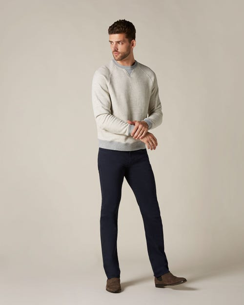 SLIMMY LUXE PERFORMANCE COLORS NAVY BLUE