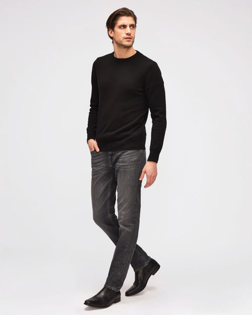 7 For All Mankind - Slimmy Luxe Performance Grey