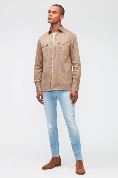 RONNIE TAPERED STRETCH TEK ECO GAME ON