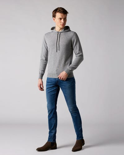 7 For All Mankind - Ronnie Tapered Servan