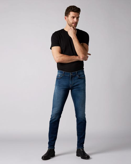 7 For All Mankind - Ronnie Tapered Melrose