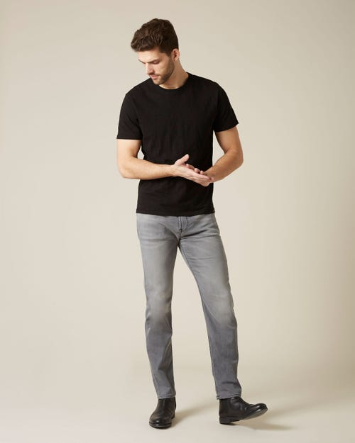 7 For All Mankind - Kayden J Luxe Jogger Stairway Grey