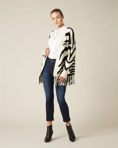 ROXANNE ANKLE LUXE CASHMERE INDULGE