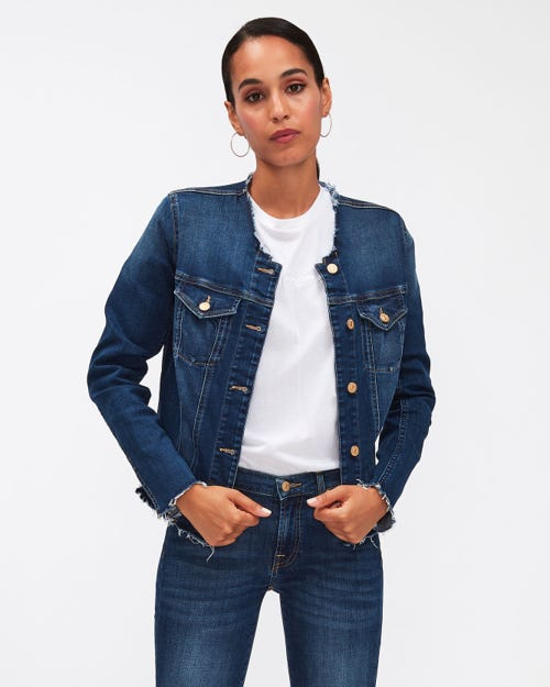 DENIM JACKET BAIR DUCHESS