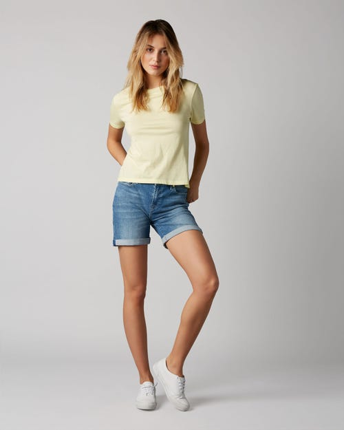 BOY SHORTS SLIM EVOLUTION SOULFUL